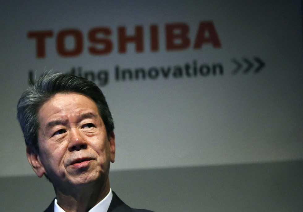 Toshiba CEO'su Hisao Tanaka İstifa Etti