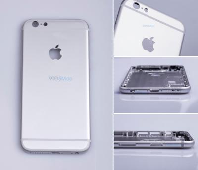 iPhone 6s Ortaya Çıktı!