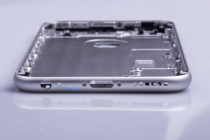 iPhone 6s - Alt kısım