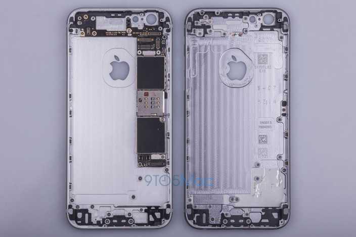 iPhone 6s - Arkası