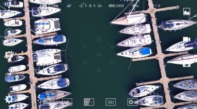 LG G4 Drone İle Gökyüzünde!