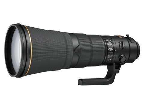 Nikon Süper Telefoto Lenslerini Yeniledi