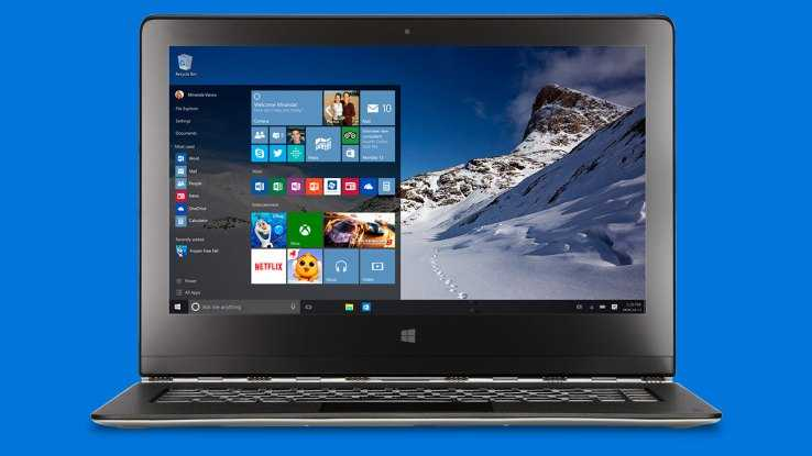 Microsoft Windows 10 Bir Android Vakası Mı?