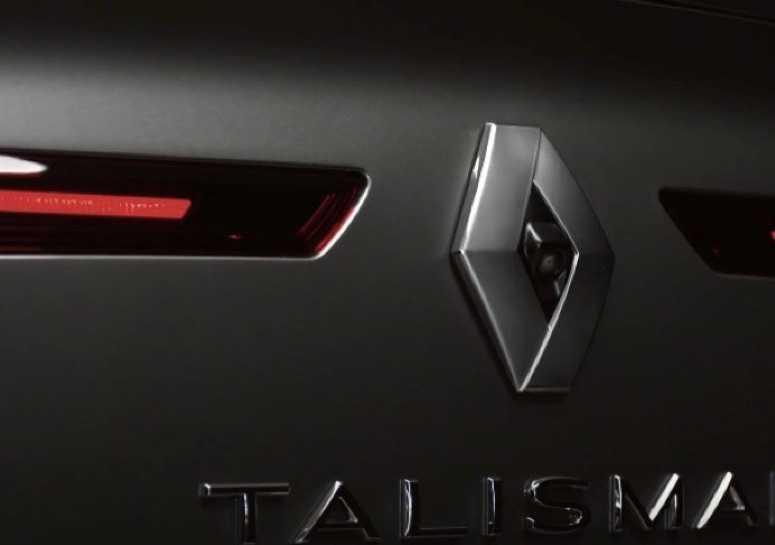 Renault Talisman, Laguna'nın Yerini Alıyor