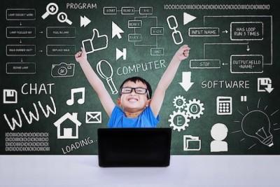 Çocuklar Doğuştan Teknolojiye Meyilli…