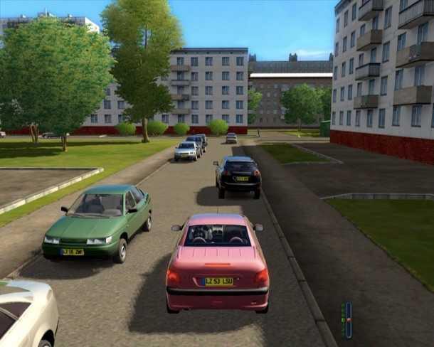 City_Car_Driving