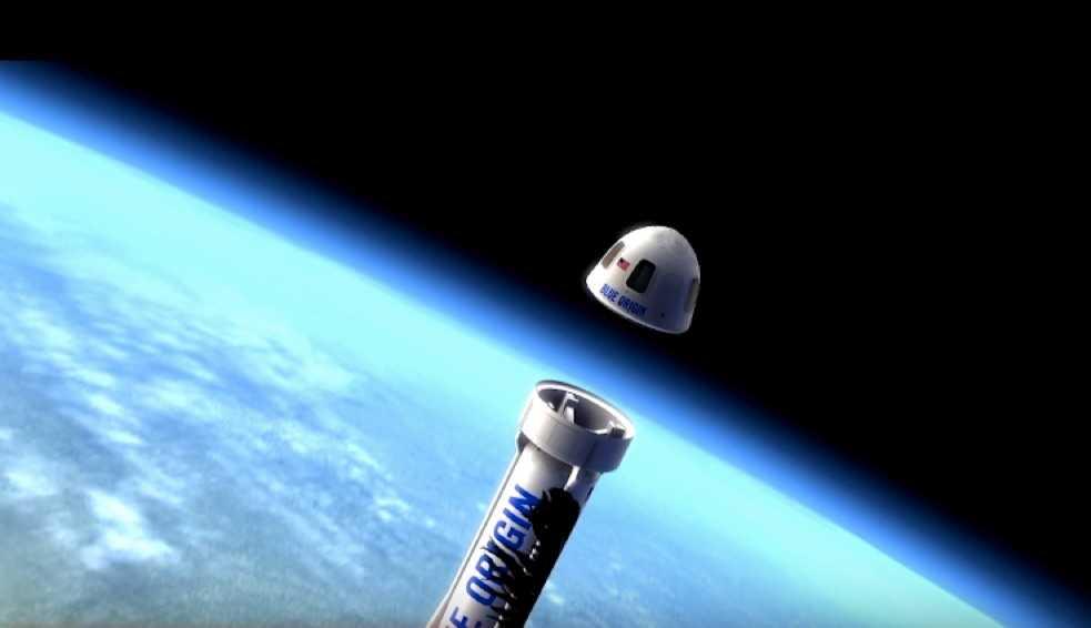Blue Origin Başardı!