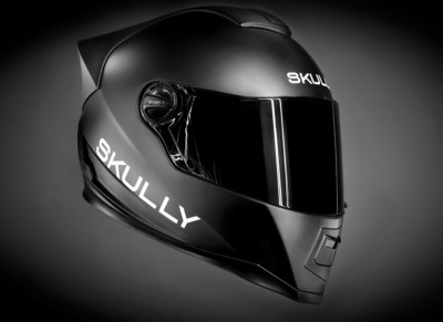 Akıllı Motosiklet Kaskı Skully AR-1