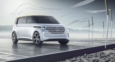 Volkswagen Budd-e CES 2016'da Sergilendi