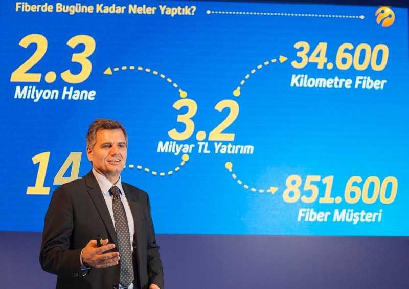 Turkcell, Fiber İnterneti Eskişehir'e de Taşıdı