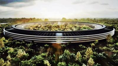 Apple Campus 2'den En Yeni Görüntüler