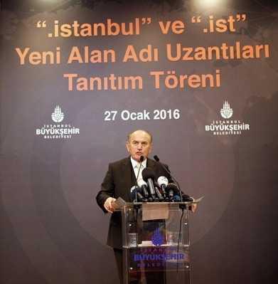 .ist ve .İstanbul Alan Adları Artık Kullanımda!
