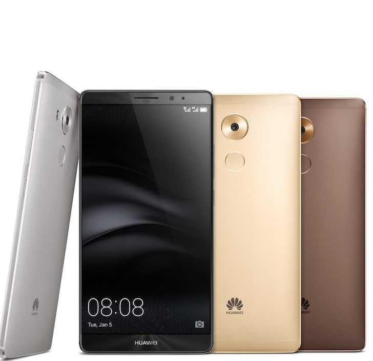 Huawei Mate 8'in Fiyatı ve İncelemesi