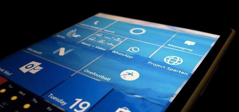 Windows 10 Mobile Build 10586.63 Berbat!
