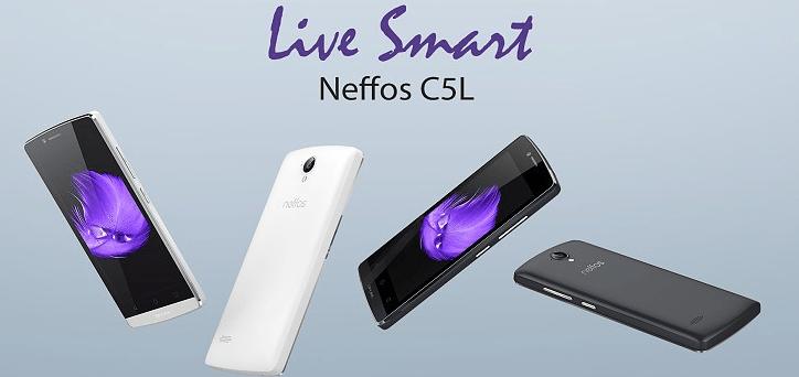 TP-LINK Neffos C5L, Neffos C5 ve Neffos C5 Max Özellikleri