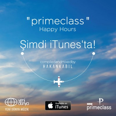 Primeclass Happy Hours Şimdi iTunes'ta!