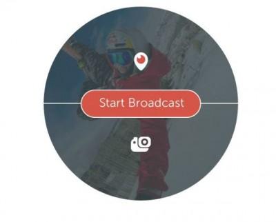 GoPro Üzerinden Canlı Periscope Yayını Yapılabilecek