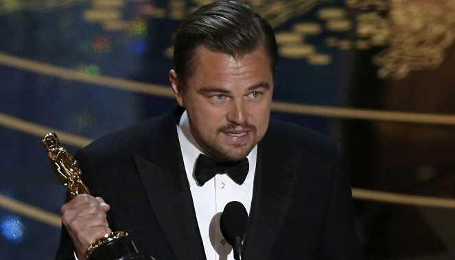 Leonardo DiCaprio'nun Oscar Konuşması Türkçe