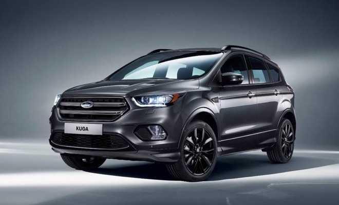 Yeni Ford Kuga Hakkında Her Şey [Galeri]