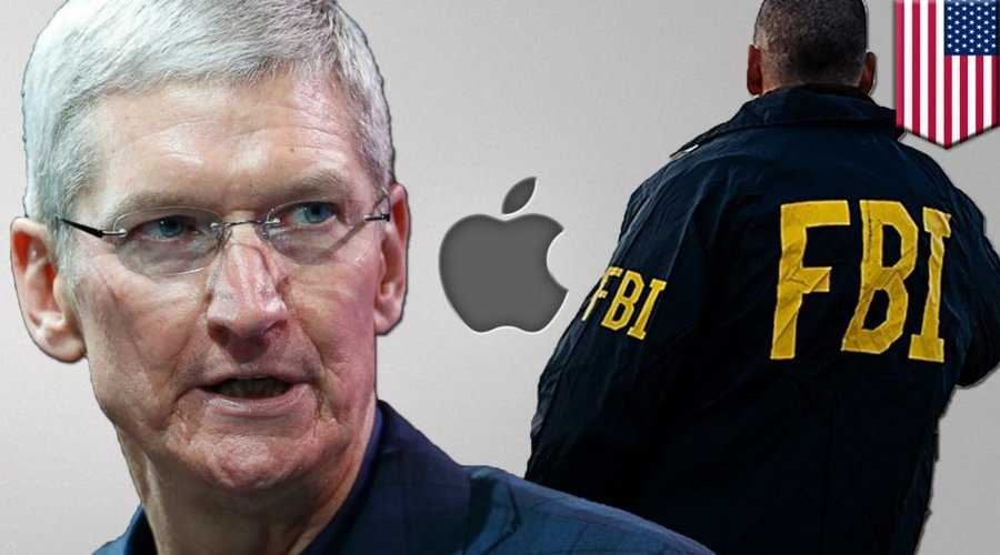 Amerika'nın %51'i Apple'a Karşı FBI'ı Haklı Buluyor