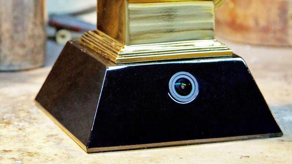 GrammyCam Görüntüleri Sınıfta Kaldı