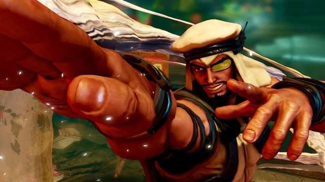 Street Fighter V Arcade Modu Geliyor!