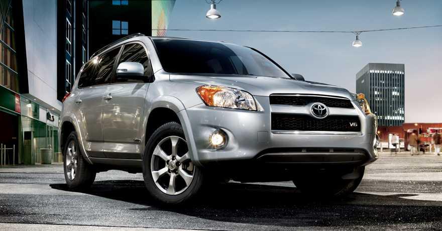 Toyota 2,9 Milyon SUV'u Geri Çağırıyor