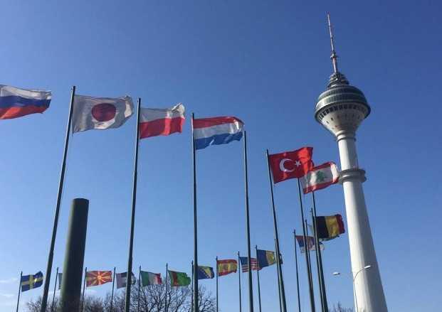 Verdi Makina WIN Eurasia'daydı