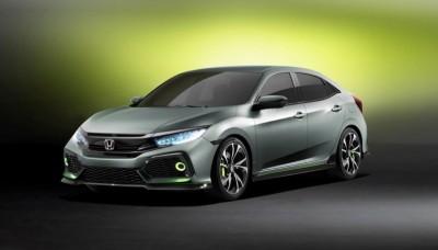 Gelecekteki Honda Modelleri ile Şimdiden Tanışın