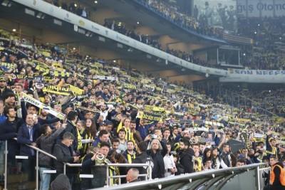 Fenerbahçe-Beşiktaş Derbisinde İnternet Kullanım Rekoru Kırıldı