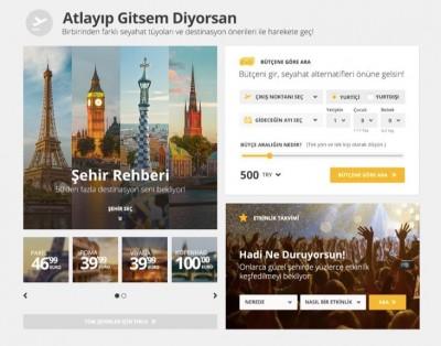 Yenilenen flypgs.com'un Tasarımında Nexum İmzası