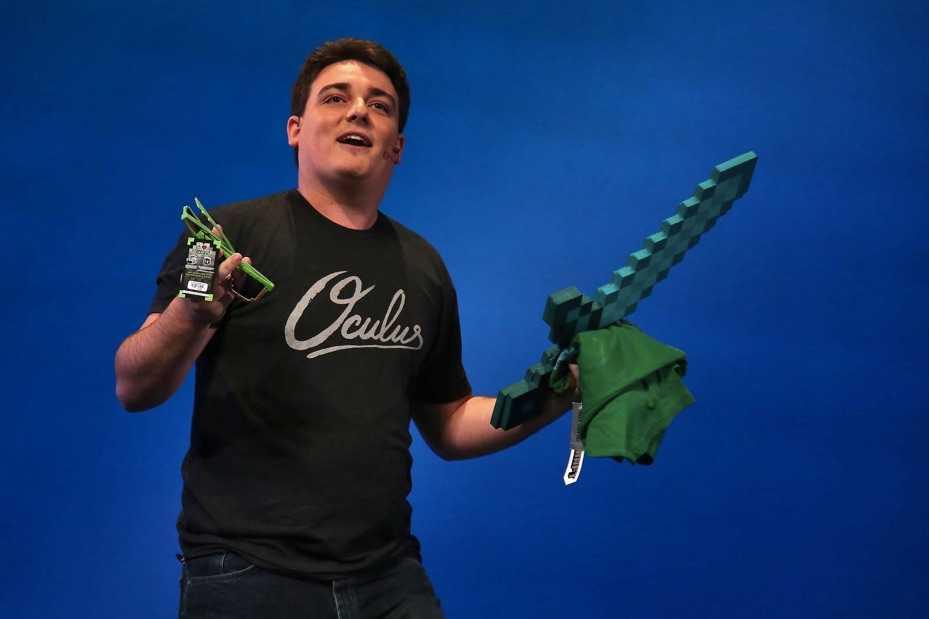 Oculus Rift Kurucusu Palmer Luckey Çıldırmış Olmalı!