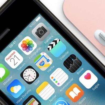 iPhone SE ve Yeni iPad Pro Tanıtıldı