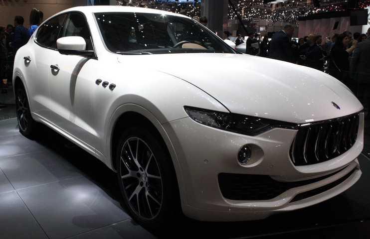 SUV Değil Maserati Levante!
