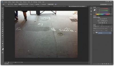 Photoshop CS6'da Seçim Araçları