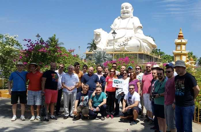 ESET Çözüm Ortaklarıyla Vietnam'da Buluştu