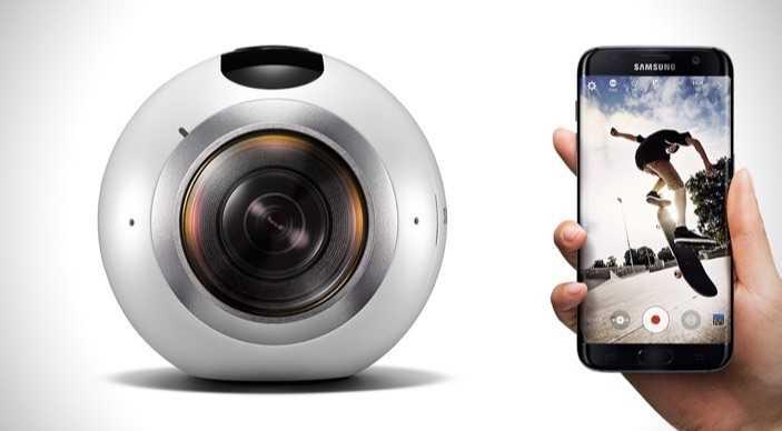Samsung Gear 360 VR Özellikleri ve Fiyatı