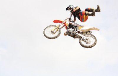 Dünyaca Ünlü Motocross Sporcuları Nefesleri Kesti