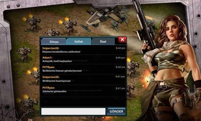 War of Nations İncelemesi