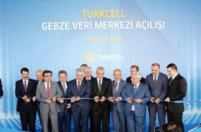Türkiye'nin En Büyük Veri Merkezi Turkcell Tarafından Açıldı