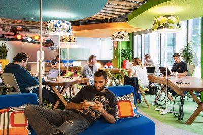 Google Campus Girişimcileri Buluşturuyor