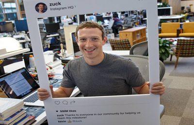 Instagram Uçtu Gidiyor: Aylık 500 Milyon Kullanıcı!