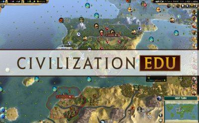 Civilization Eğitim Amaçlı Kullanılacak