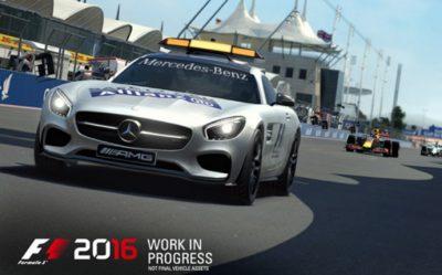 F1 2016 Videosu Yayınlandı ve Çıkış Tarihi Belli Oldu