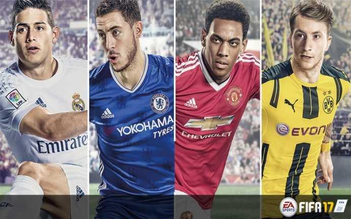 FIFA 17 Duyuruldu! İşte ilk detaylar!