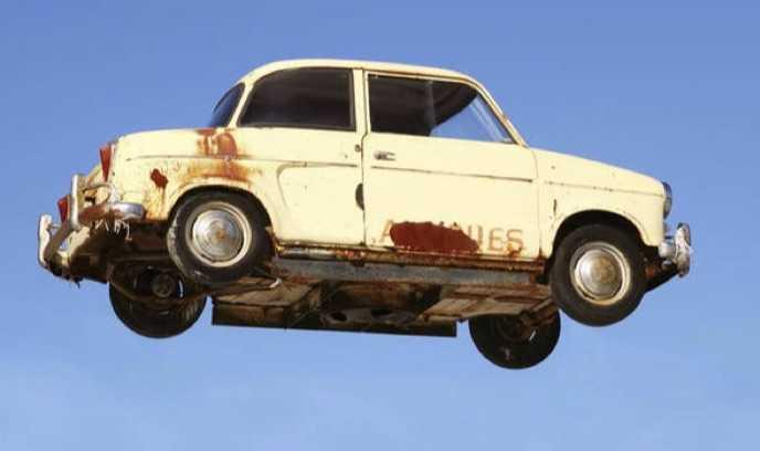 Google'ın Kurucusu Uçan Araba Geliştiriyor!