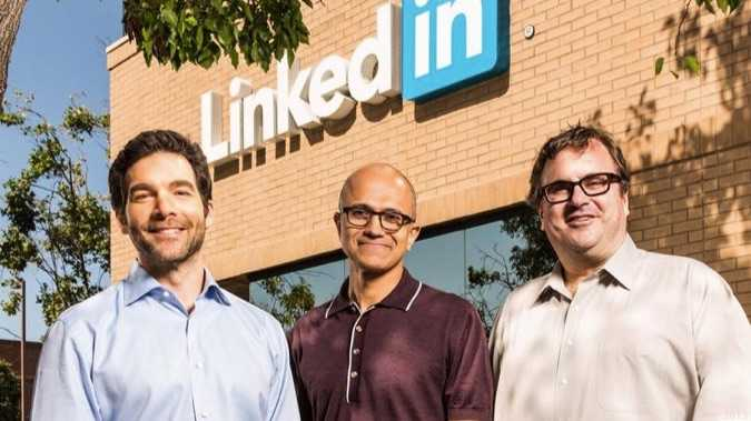 Microsoft Salladı: LinkedIn'e 26,2 Milyar Dolar! #Analiz
