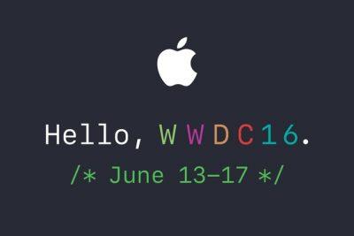 Apple WWDC 16'da Neler Tanıtacak?