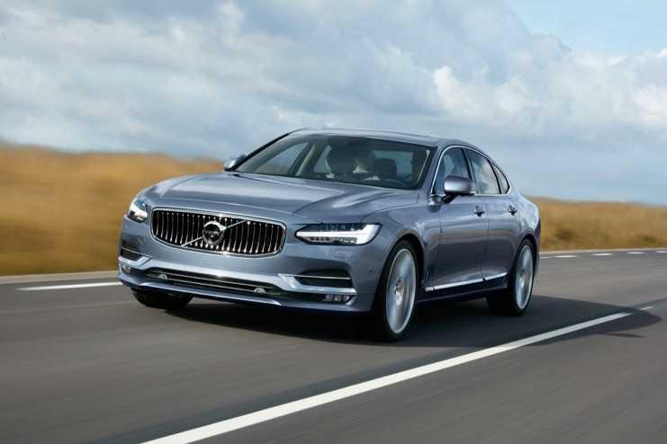 Yeni Volvo S90 ile Tanışın