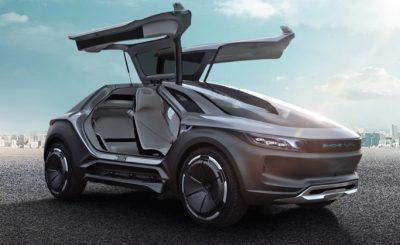 Zhiche Electric SUV ile Tanışın